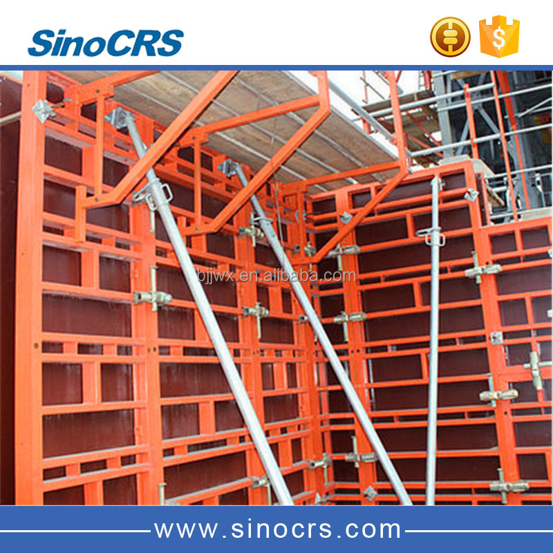 Marine Plywood for Concrete Formwork, Formwork Panels