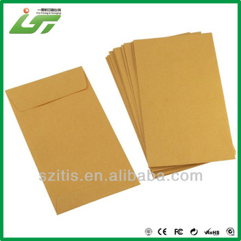 Best seller peal and seal envelope in Shenzhen