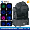 China dj led spot stage light dmx 30w led moving head for party rgbw light