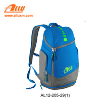Wholesale 100% polyester soccer Sport Back Pack Backpack gear Bag
