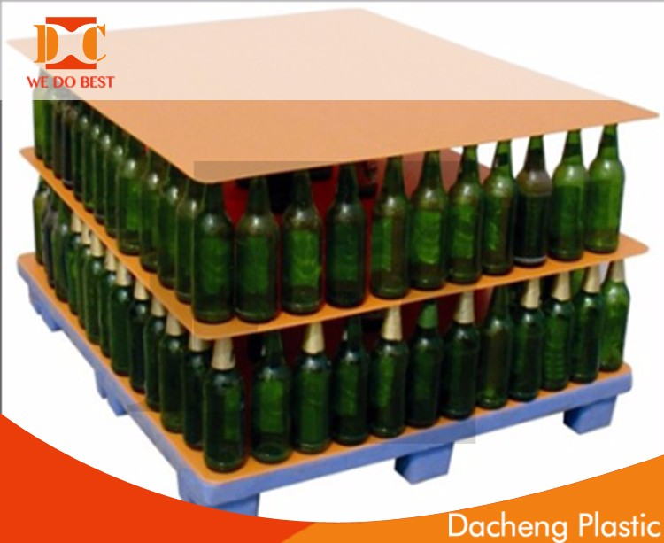 bottle layer pad/bottle pedestal/pallet layer pad