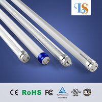 No ballast rewiring LED tube T8 Instant fit T5 T8 T12 fluorescent for cost and time half cut