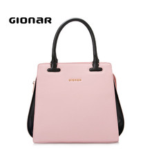 New Year's Gift Designer Zipper Women s Leather Tote Bags Handbags