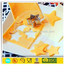 star shape mini cookie cutters