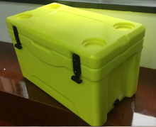 New recycle hot sale portable ice cooler box