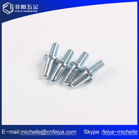 non-standard metal bolts and screws