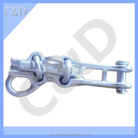 Aluminum Deadend Clamps For AAC/AAAC/ACSR conductors