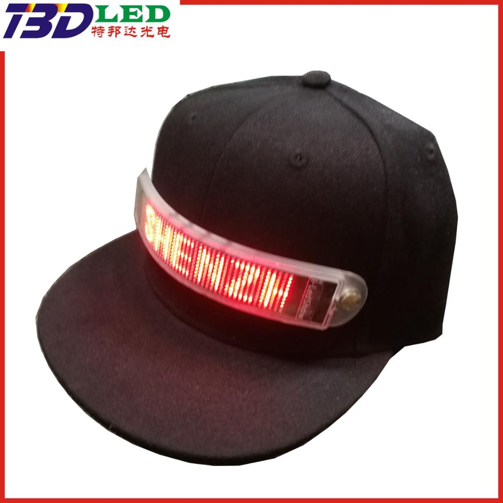 cool novelty products light hats christmas gifts for business