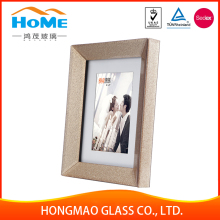 The best quality promotional square glass painting picture frame