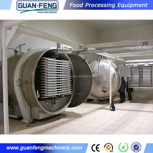 industrial vegetables and fruits vacuum freeze drying machine