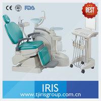 Cart Folded Dental Chair for Dental Hospital with CE