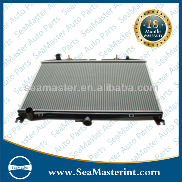Aluminum Radiator for NISSAN March