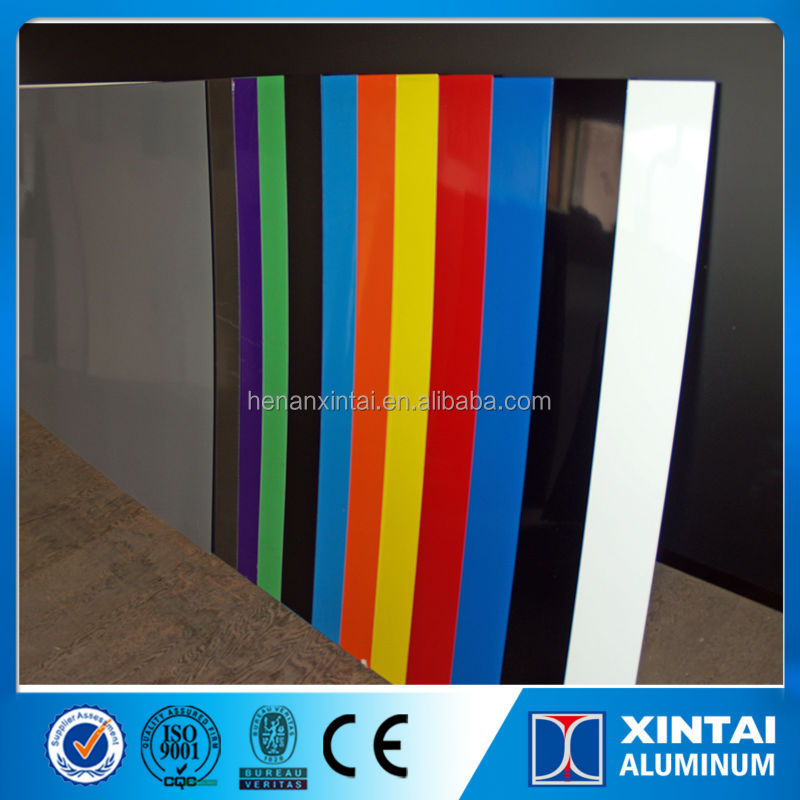 powder coated color aluminum sheet coil 1100