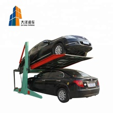 Hot sale high quality two post portable car lift