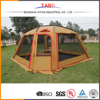 2016 new design popular luxury camping tent for sale