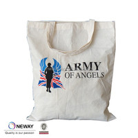 2015 Custom Logo Promotional Cheap Cotton Bag/Handmade Cotton Bags/Plain Cotton Tote Bag
