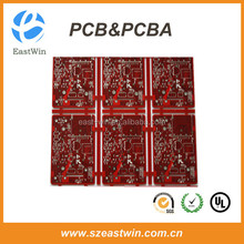 China Experienced OEM 94v0 PCB Printed Circuit Board Manufacturer with Rohs and UL Recognized