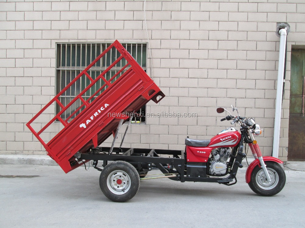 150cc 200cc 250cc Motor Cargo Tricycle High quality