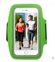 outdoor sport waterproof armband portable running mobile phone holder