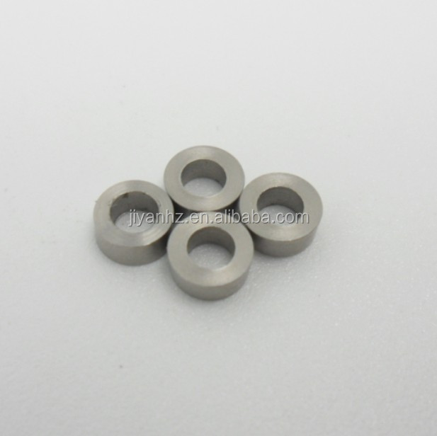 custom cnc machined hardened bushing polished metal sleeve bushing
