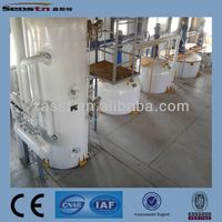 Turn-key basis 100TPD edible soybean oil extraction plant