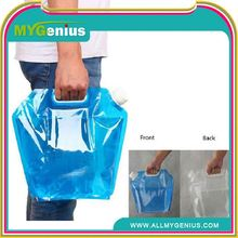 Outdoor water jug ,H0Tcem outdoor 5l bladder water bag