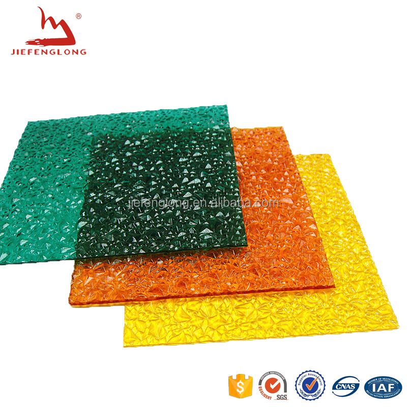 buliding materials excellent transparent solid polycarbonate sheet