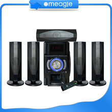 china supplier amplified speakers made in china,5.1 surround mp3 player