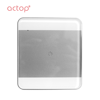 Actop Flat Intelligent Smart Home Switch