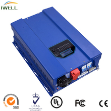 IWELL Smart solar system Air Conditioning Inverter with MPPT Function