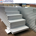 Light Steel Color Corrugated EPS Sandwich Wall/Roof Insulated Panel Price