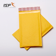 high quality with self adhesive strip small bubble wrap bags bubble wrap bag kraft envelope bubble