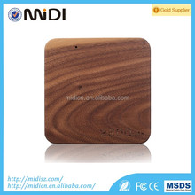 Mobile power supply wooden powe bank 4000mAH Wood shell Power Bank for all smart phones
