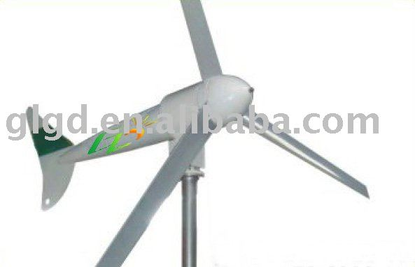 wind-solar hybrid power system turbine