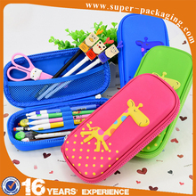 Hot new products for 2016 colorful eva pencil pen case for children