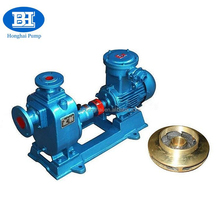 Good quality self priming horizontal centrifugal pump for diesel fuel oil