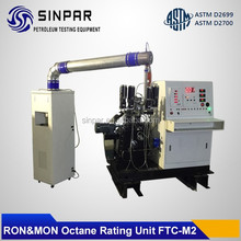 Automatic equipment for Octane Number Determination SINPAR FTC-M1