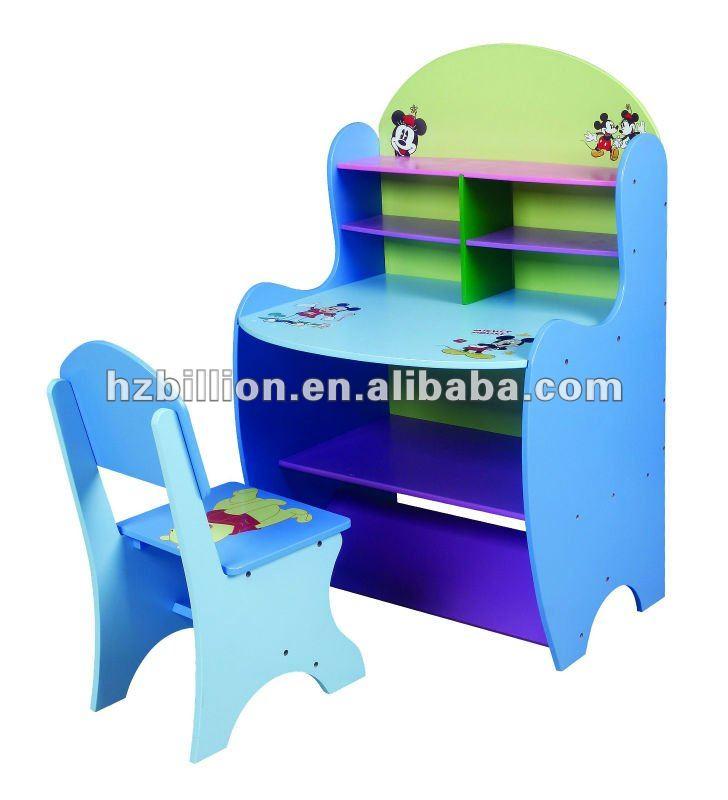 Regolabile per bambini di apprendimento di tavolo e sedia - Tavolo e sedia per bambini ...