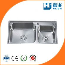 Customers first wide selection stock product sink with metal stand