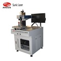 Auto parts electronic component fiber laser marking machine CE FDA ISO CERTIFICATE
