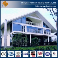 China Made Titan Steel Structure Homes, Villa House
