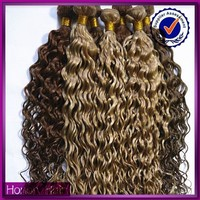 2015 new products golden supplier kerala hair extensions