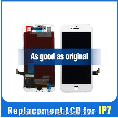 for iphone 7,lcd display and touch screen for iphone 7 lcd spare parts for mobile phones