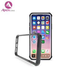 Best Selling Wholesale Price Phone Case Transparent Back Cover Case Acylic Bumper for i phone7