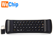 original Minix neo A3 Wireless air mouse minix a2 lite with Keyboard Voice work for tv box from JoinWe