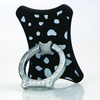 Bone Shape Cute Ring Phone Holder -black color