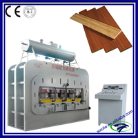 Hot selling hydraulic Bamboo laminate flooring press