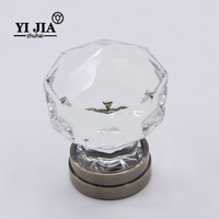 wholesale crystal knobs and pull glass drawer knob drawer knobs