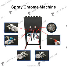 spray chrome system sale & chrome spray kit & chrome spray machine LYH-CPSM106