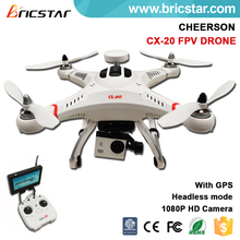 Cheerson cx-20 cx20 auto-pathfinder fpv quadcopter with GPS